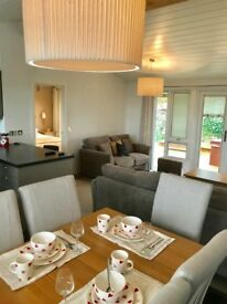 ***Reduced Luxury Lodge FOR SALE*** North Wales, Snowdonia Foothills***