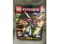 Lego Exoforce Limited Gold Edition