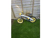 Childrens balance bike chillafish BMXie