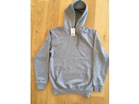Brand new with tags light grey H&M hoodie to fit ladies size 10-12