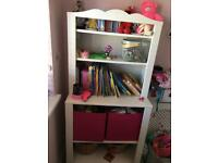 Children's Storage Shelf - Ideal for toddler bedroom