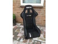 Sparco corsa vtr tech bucket seats (pair) in date until 2019