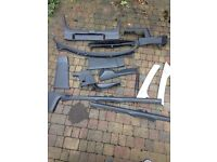 Vw polo interior plastics job lot