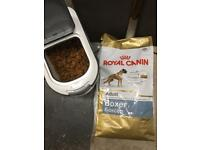 Royal canin adult boxer food