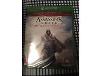 New - Assassin's Creed the ezio collection Xbox One