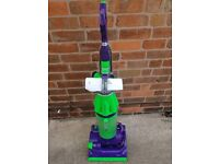 Dyson DC07 Green/Purple Upright vacuum cleaner
