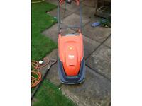 Flymo turbo compact mower