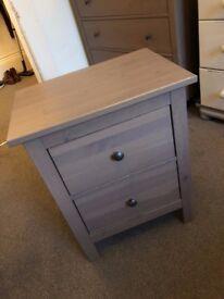 Ikea Hemnes Bedside Table
