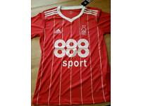 Nottingham forest football shirts 2017-18 season with tags