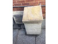 30 PAVING SLABS FOR SALE ALL JETWASHED AND READY TO USE