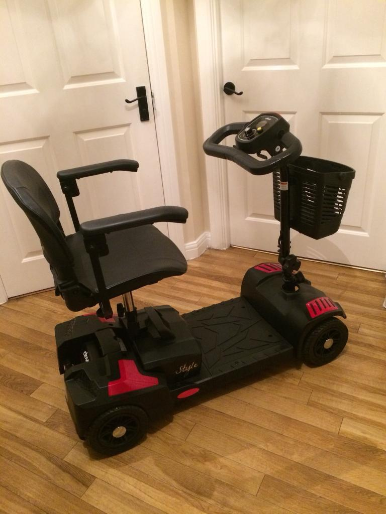LIKE NEW DRIVE MEDICAL SCOUT VENTURE MOBILITY