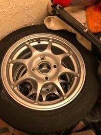 Honda integra Dc2 96spec wheels 4x114.4