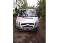 Ford transit Tourneo Has Mot until apr 18