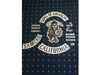 Sons of anarchy patches