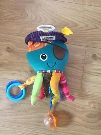 Lamaze Captain Calamari toy