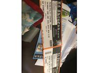 Ed Sheeran tickets swap