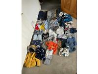 Baby boy 9-12 months clothes