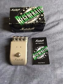 Marshall RG-1 Regenerator Multi-Effects Pedal