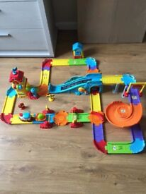 Toot toot driver Train Set from V Tech