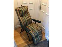 Folding/ Reclining Sun Chair / Sunlounger
