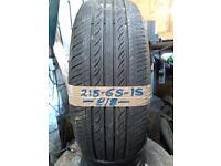 215-65-15 Hifly Hf201 96H 5mm Part Worn Tyre