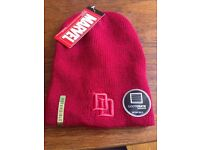 Rare Loot crate exclusive Reversible Daredevil/ The Punisher Hat (2 available)