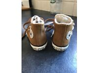 Baby converse size 3.