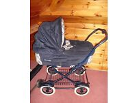 Mamas and Papas 2 in 1 Pram and Pushchair