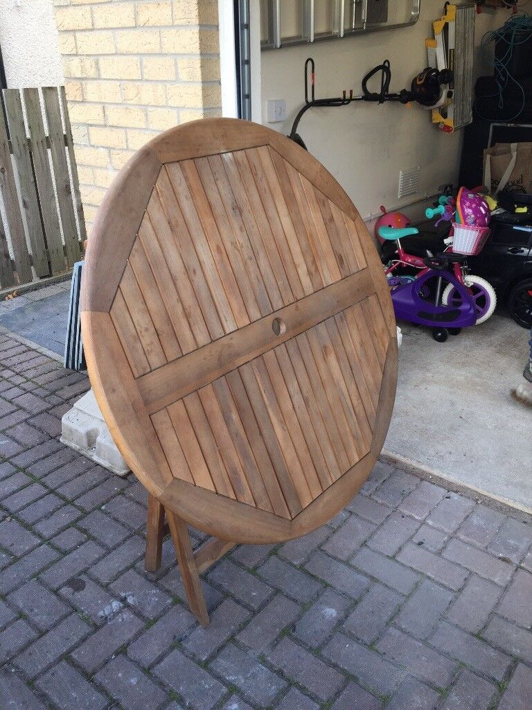 B&Q garden furniture table&6 chairs QUICK SALE WANTED | in ...
