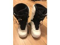 Snowboard boots Northwave Freedom size 10 uk