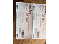 Gary Barlow Hampton Court - 2 Tickets, Tues June 19