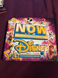 Now that's what I call Disney CDs