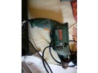 Bosch power drill plus bits