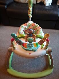 Fisher-Price Spacesave Jumperoo