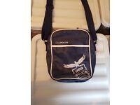 2 Police bags - Man Bag & Drawstring Bag