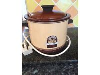 Retro tower Slow cooker