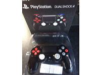 Playstation 4 DualShock Wireless Controller (Star wars Darth Vader Limited Edition)
