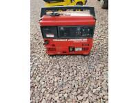 Honda suitcase generators