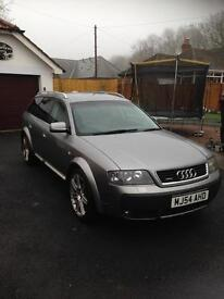 Audi A6 Quattro All Road 2.5 Turbo Diesel