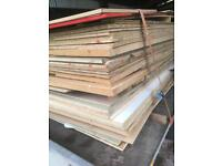 Chipboard mdf slightly damaged all sizes sheets