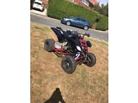 Yamaha Raptor 660R ROAD LEGAL