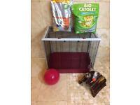 Rat/Hamster/gerbil/Guinea pig cage