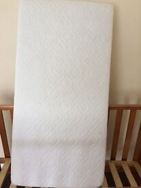Baby matress, use 2 month perfect conditions