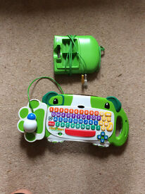 Leapfrog Click Start My First Computer