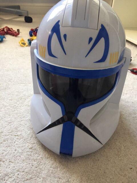 Star Wars clone Wars Capitan rex voice changer helmet   in Pontprennau,  Cardiff   Gumtree