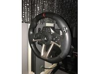 Hori Apex Steering wheel with Stand - Ps4