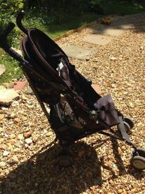 Triumph stroller wheel bearings gone