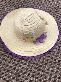 Disney store summer girls hat
