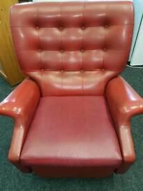 Parker Knoll rocking/recliner armchair