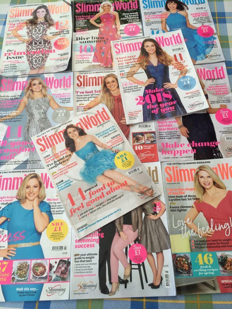 Slimming World Magazines | in Cullompton, Devon | Gumtree